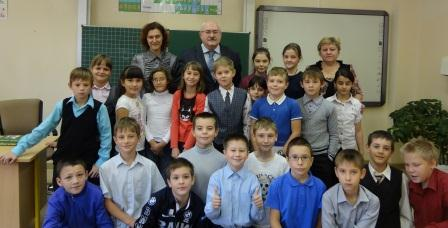 5д класс 17 школа - Эльдар Алихасович Ахадов