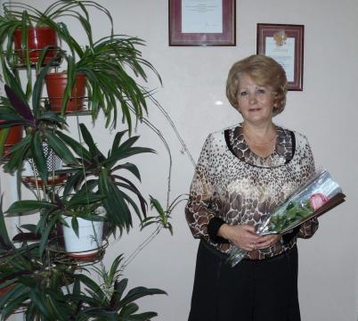 день учителя  2012 - Елена Викторовна Мимеева