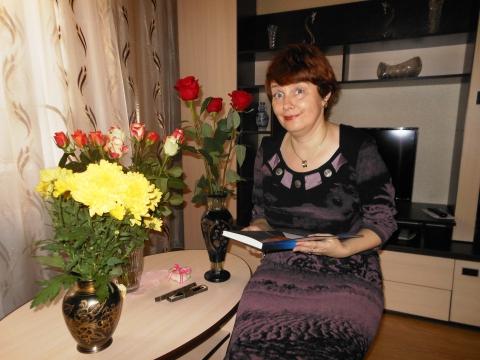 Портрет в день учителя 05.10.2012 - Марина Юрьевна Горбачева