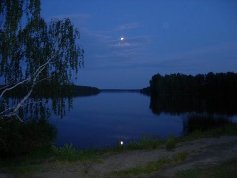 ..ночь... - Ольга Николаевна Шаркова