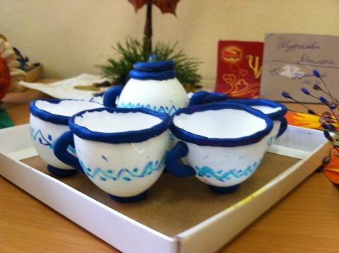 Чайный сервиз - Сообщество педагогов дополнительного образования