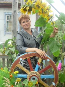 Портрет - Наталья Ивановна Липнягова