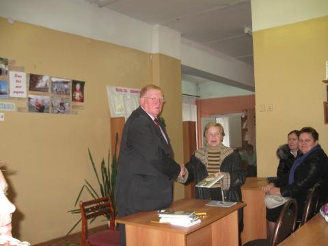 Встреча в читальном зале 3 - Татьяна Вячеславовна Найденова