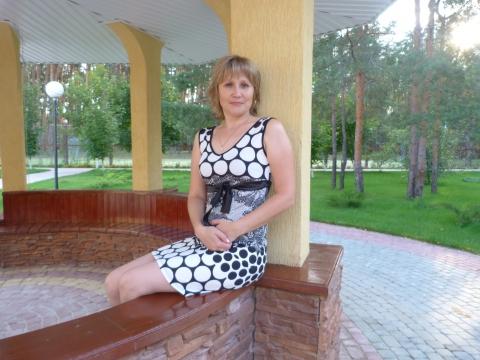 Портрет - Светлана Владимировна Хворостяная