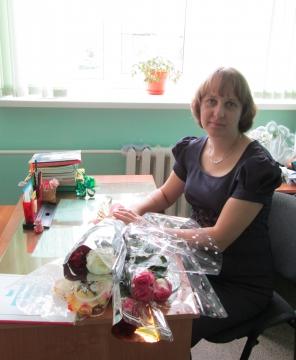 Портрет - Наталья Алексеевна Данилина