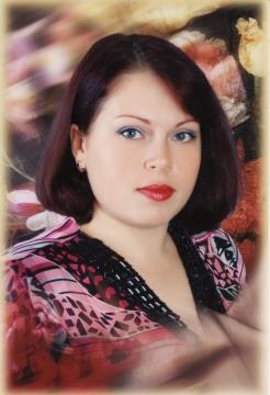 Портрет - Светлана Васильевна Серебрянская