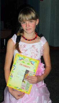 мисс Осень 2012 - Татьяна Викторовна Носова