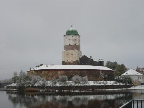 Выборгский замок - Александра Николаевна Литвинова