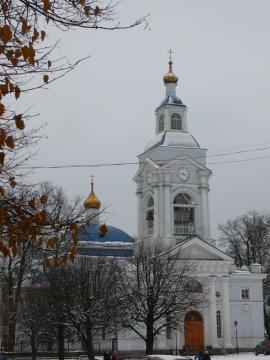 Спасо-Преображенский собор - Александра Николаевна Литвинова