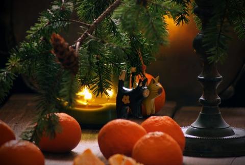 Ждем праздник...)