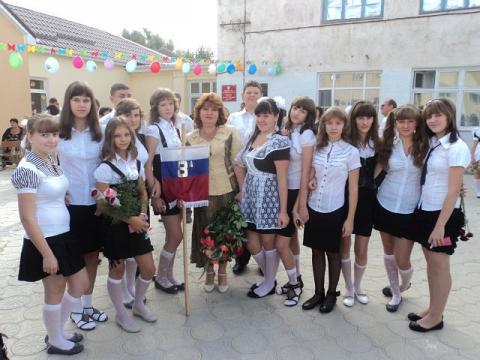 мы повзрослели, мой любимый класс - Наталья Николаевна Спиридонова