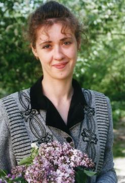 Портрет - Наталья Анатольевна Барышникова