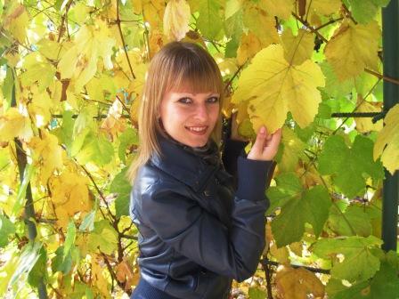 Моя Юля - Осенние забавы.