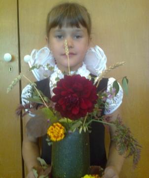 Осенний букет - Любовь Николаевна Мордачёва