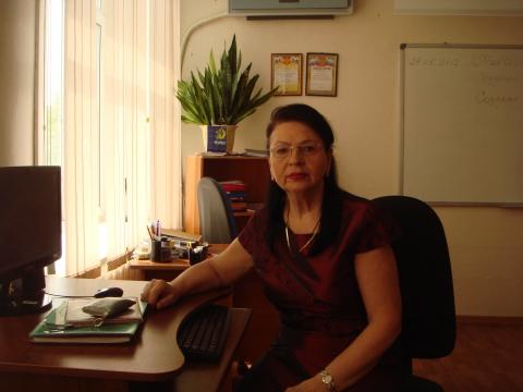 Портрет - Валентина Петровна Григорюк