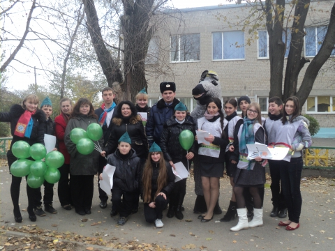 Акция ПДД ноябрь - Татьяна Алексеевна Черненко