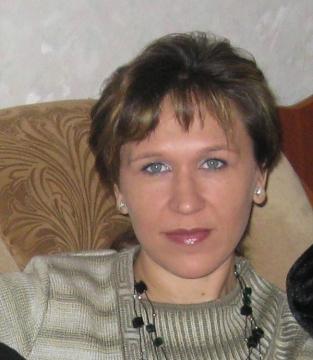 Портрет - Ольга Васильевна Жажгалиева