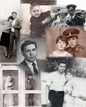 мой коллаж - Александр Сергеевич Савенко