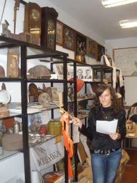 Музей 2 - Петр Григорьевич Янок