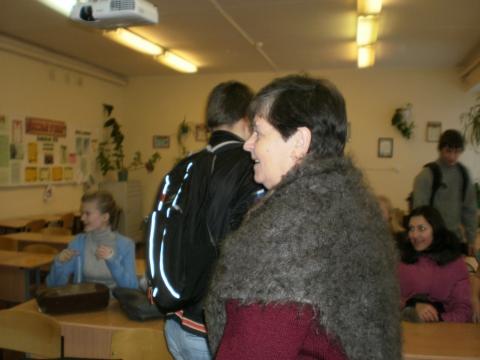 Первый учитель - Татьяна Александровна Братенкова