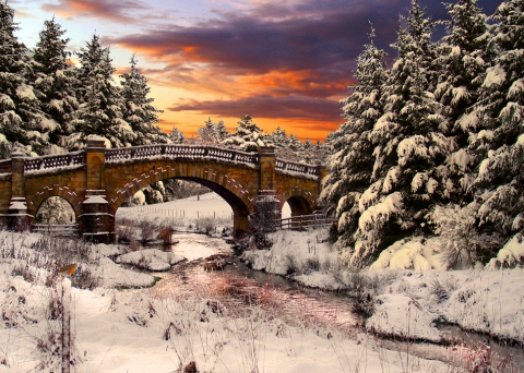 Зима-7 - Ирина Фёдоровна Сарапулова
