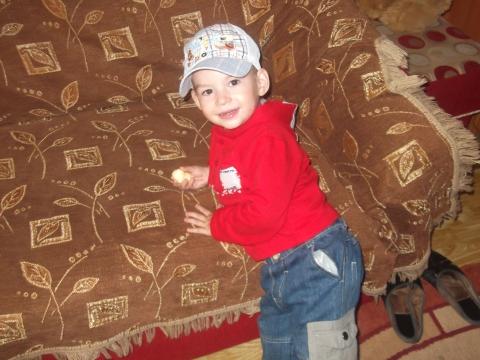 мой любимый внук - Марина Владимировна Тимошкина