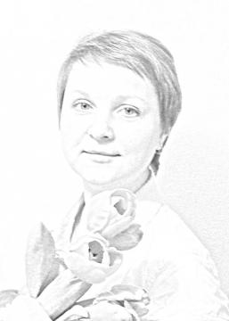 Эскиз карандашом - Инна Викторовна Полякова