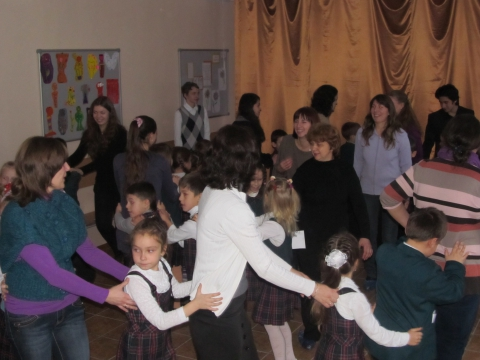 Вот такие они у нас веселые - Средняя школа № 23 с углублённым изучением финского языка