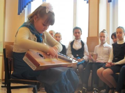 Вот такие у нас таланты - Средняя школа № 23 с углублённым изучением финского языка