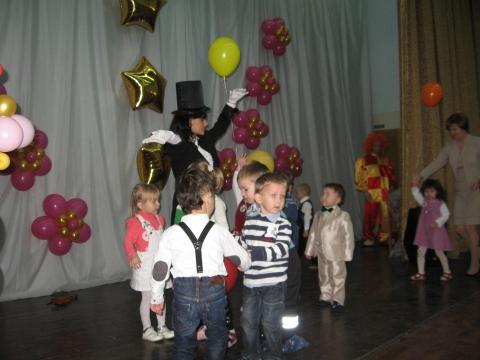 Дети на сцене - Лицей № 572
