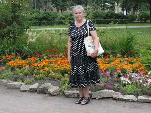 Летом - Людмила Петровна Михайлова