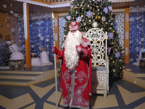 Дед Мороз - Валентина Вениаминовна Королева
