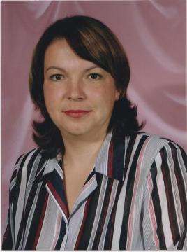 Портрет - Ольга Викторовна Густякова