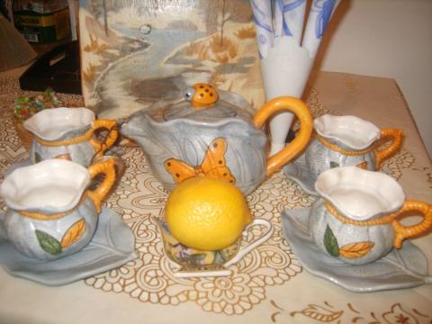 Приглашение к чаю!