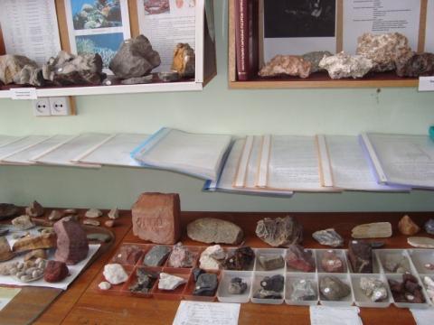 Коллекция минералов и горных пород - лучший школьный музей