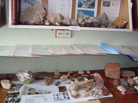 Подарки Пермского моря - лучший школьный музей
