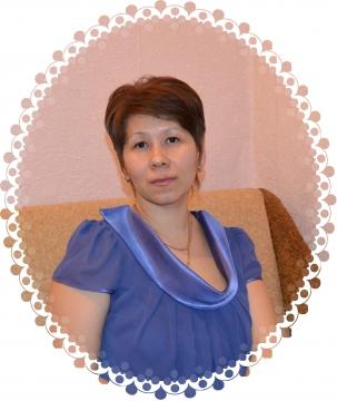 Портрет - Марина Николаевна Петрова