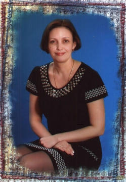 Портрет - Ольга Петровна Абрамова