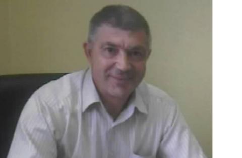 2011 год. - На работе. - Виктор Гаврилович Дубровин
