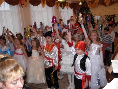 Новогодняя сказка  - Елена Григорьевна Матиевская