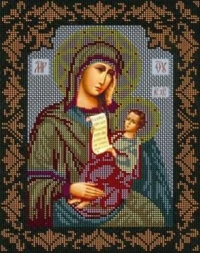 Богородица `Утоли моя печали` - Ярмарка Соц.Мастеров России