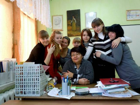Портрет - Карлыгаш Анатольевна Феоктистова