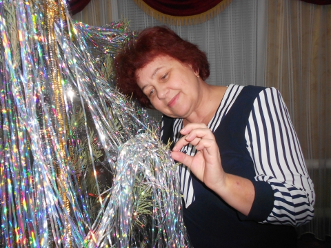 Портрет - Тамара Александровна Пурьева