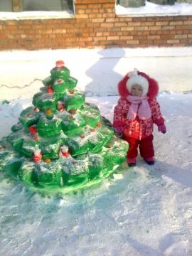 Выросли ёлочки у школы - Надежда Константиновна Беллер