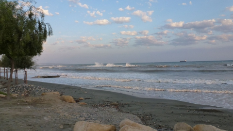 Кипр. Седиземное море