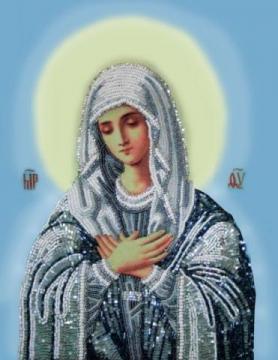 Богородица `Умиление` - Ярмарка Соц.Мастеров России