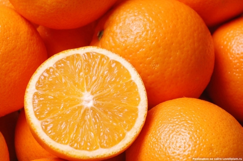 Апельсины - Юлия Викторовна Синягина