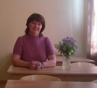 Портрет - Ирина Викторовна Слещенко