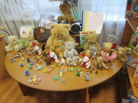 мини - музей `медвежат` - Ольга Владиславовна Лукина