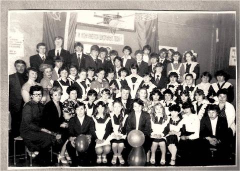 Выпуск 1983 - Андрей Иванович Алексеенко